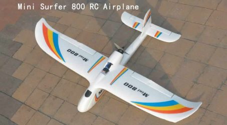 Mini Surfer 800 RC Airplane