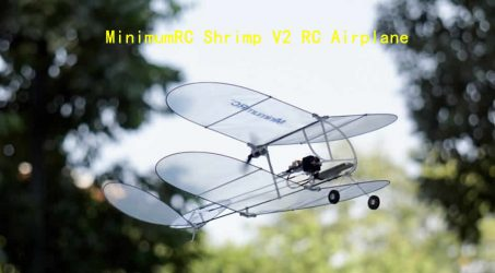 MinimumRC Shrimp V2 RC Airplane