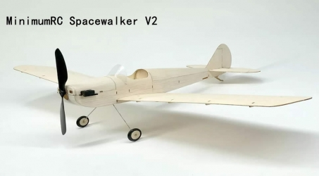 MinimumRC Spacewalker V2 RC Airplane