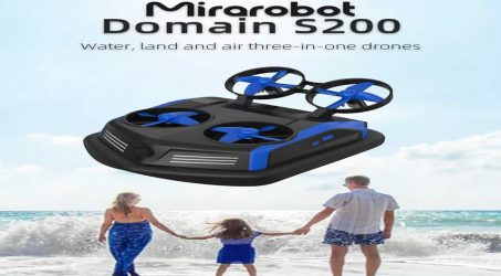 Mirarobot Domain S200 RC Quadcopter RTF