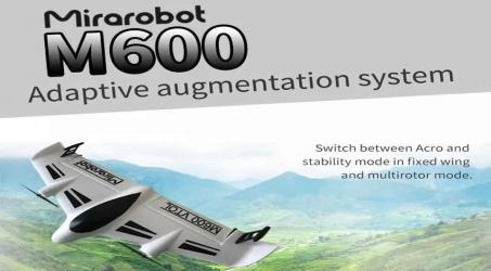 Mirarobot M600 RC Airplane PNP