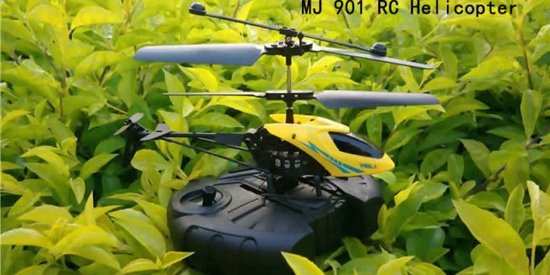 MJ 901 RC Helicopter