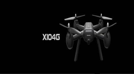 MJX X104G RC Drone