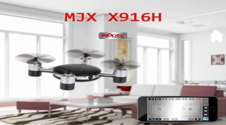 MJX X916H Mini RC Quadcopter