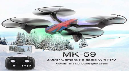 MOULD KING MK-59 RC Quadcopter