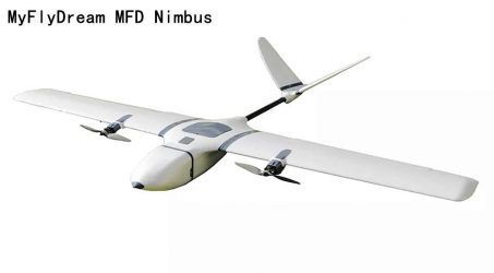 MyFlyDream MFD Nimbus RC Airplane