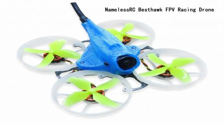 NamelessRC Besthawk FPV Racing Drone