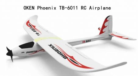 OKEN Phoenix TB-6011 RC Airplane