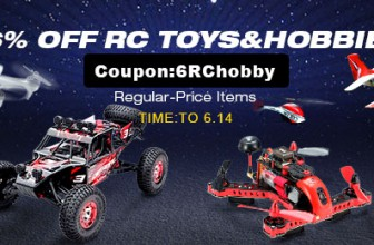 6% OFF RC Toys & Hobbies At Banggood.com