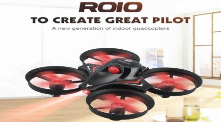 Redpawz R010 RC Quadcopter