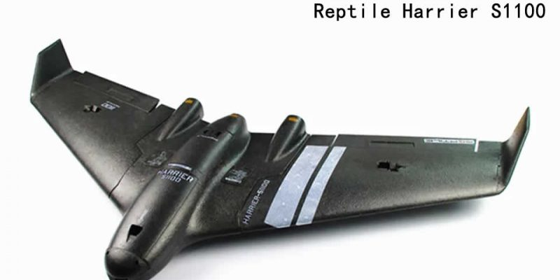 Reptile Harrier S1100 RC Airplane