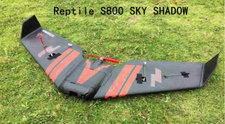 Reptile S800 SKY SHADOW RC Airplane