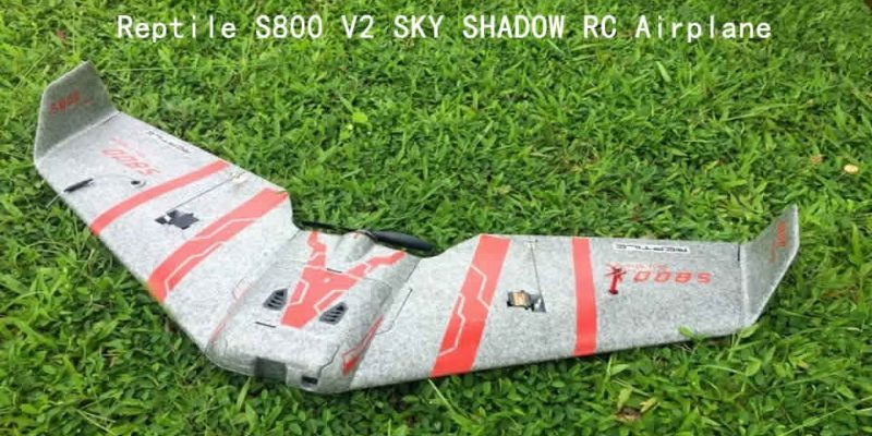 Reptile S800 V2 SKY SHADOW RC Airplane