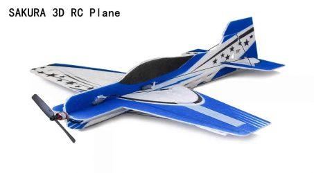 SAKURA 3D RC Plane