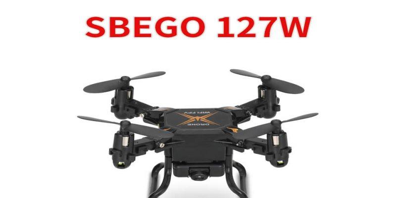 SBEGO 127W RC Quadcopter RTF
