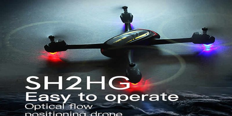 SHRC SH2HG RC Quadcopter