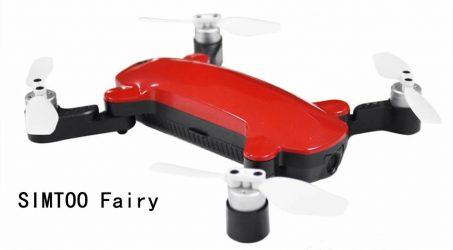 SIMTOO Fairy RC Drone-RTF