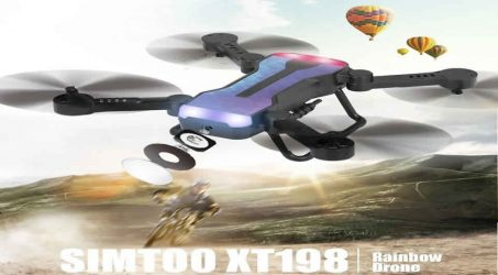 SIMTOO XT198 RC Quadcopter