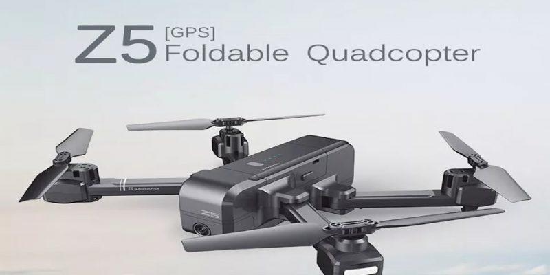 SJRC Z5 5G Wifi FPV RC Quadcopter