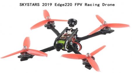 SKYSTARS 2019 Edge220 FPV Racing Drone