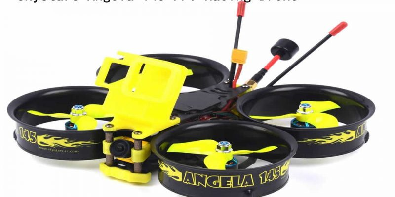 Skystars Angela 145 FPV Racing Drone
