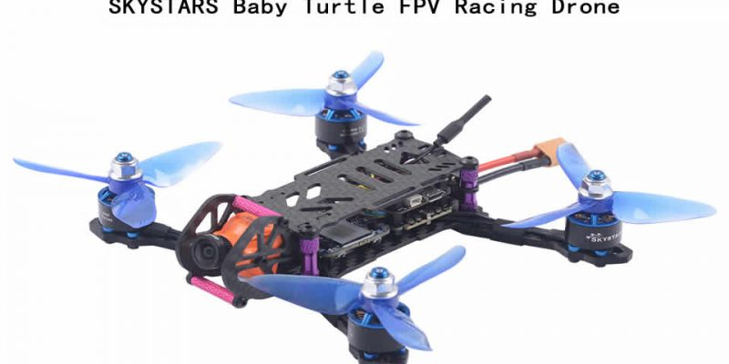 SKYSTARS Baby Turtle FPV Racing Drone