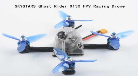 SKYSTARS Ghost Rider X130 FPV Racing Drone