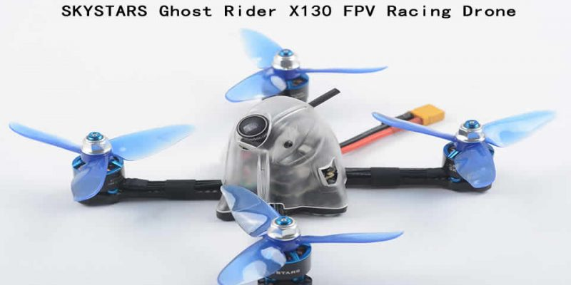 SKYSTARS Ghost Rider X130 FPV Racing Drone