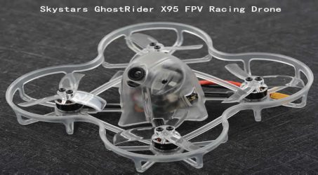 Skystars GhostRider X95 FPV Racing Drone