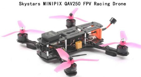 Skystars MINIPIX QAV250 FPV Racing Drone