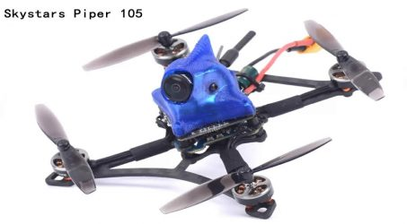 Skystars Piper 105 FPV Racing Drone