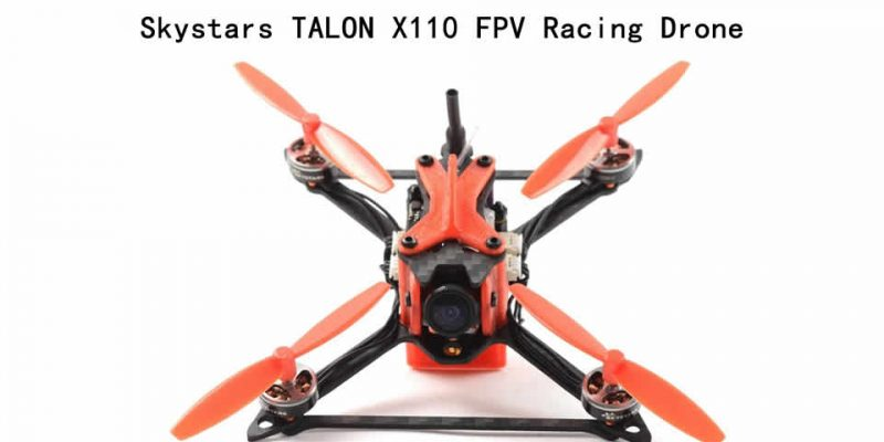 Skystars TALON X110 FPV Racing Drone