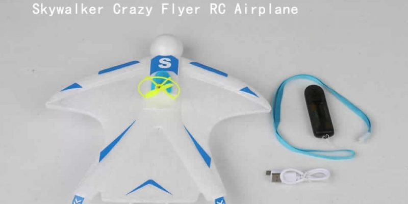 Skywalker Crazy Flyer RC Airplane