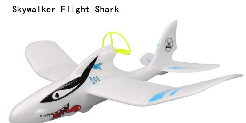 Skywalker Flight Shark RC Airplane RTF