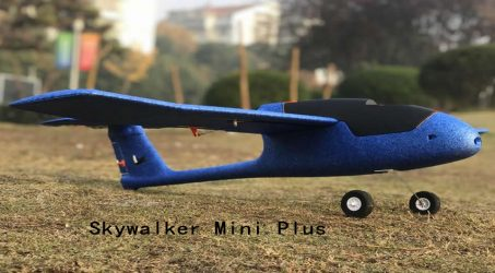 Skywalker Mini Plus RC Airplane