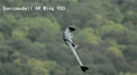 Sonicmodell AR Wing 900mm RC Airplane PNP