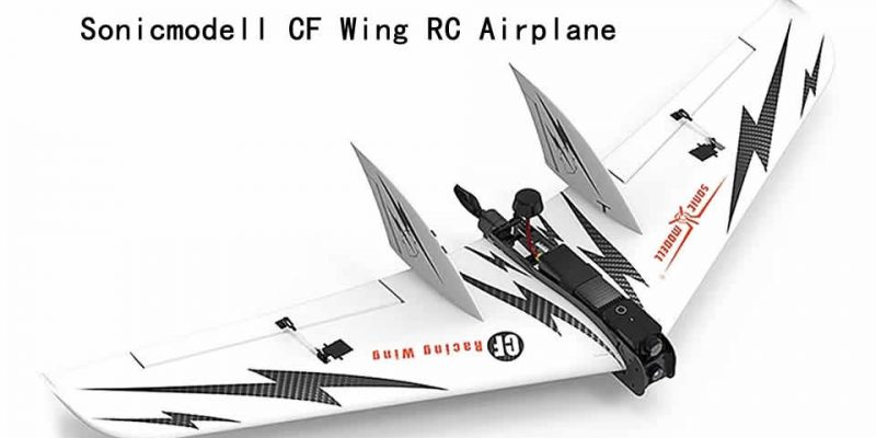 Sonicmodell CF Wing RC Airplane