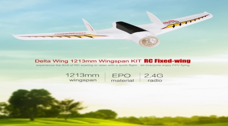Sonicmodell Delta Wing RC Airplane