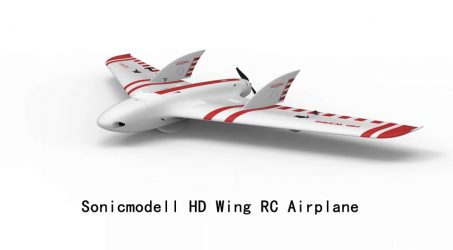 Sonicmodell HD Wing RC Airplane