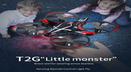 TAAIW T2G RC Quadcopter