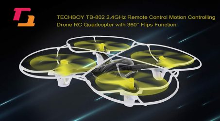 TECHBOY TB-802 RC Quadcopter