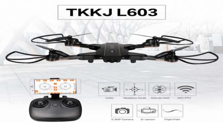 TKKJ L603 RC Quadcopter