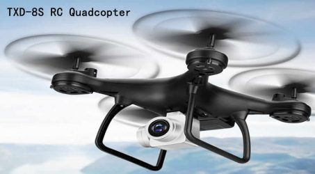 TXD-8S RC Quadcopter