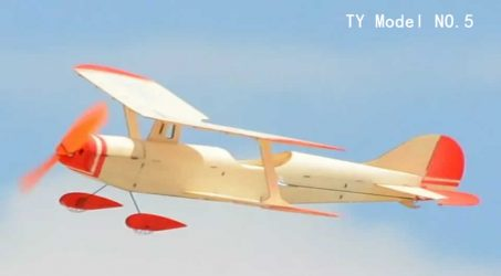 TY Model NO.5 RC Airplane
