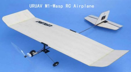 URUAV M1-Wasp RC Airplane