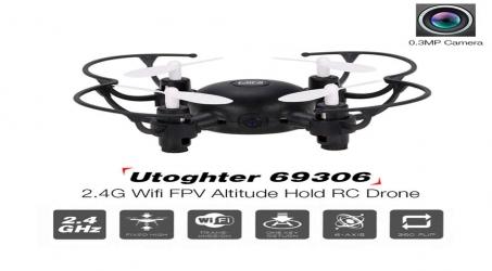 Utoghter 69306 RC Quadcopter