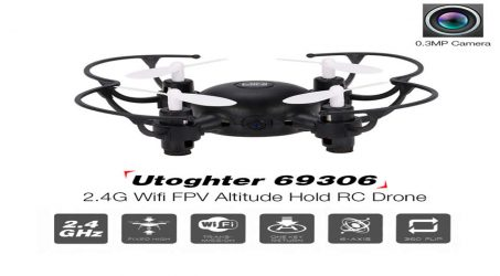 Utoghter 69306 RC Quadcopter