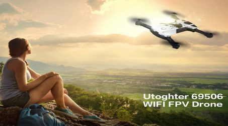 Utoghter 69506 RC Quadcopter