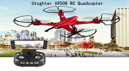 Utoghter 69508 RC Quadcopter
