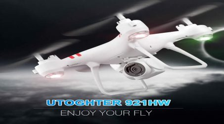 Utoghter 921HW RC Quadcopter